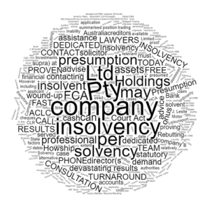 what is the cost of insolvency