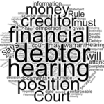 Enforcement Hearing Statement of Financial Position Queensland