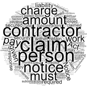Subcontractors' Charge Construction Debt Recovery in Queensland