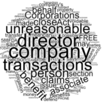Unreasonable Director Related Transactions and How to Defeat Them
