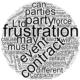 frustration of contract in Queensland