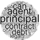 Legal Action to Recover Debt by an Agent