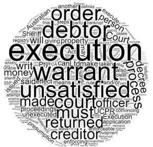The Presumption of Insolvency for Unsatisfied Execution in Queensland